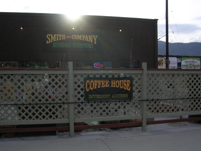 Smith and Company Coffee House, Penticton, Okanagan